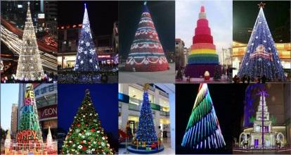 大型圣诞树_江苏龙君展览服务有限公司