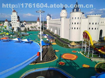 黑龙江省亿宝体育设施工程有限公司标识LOGO