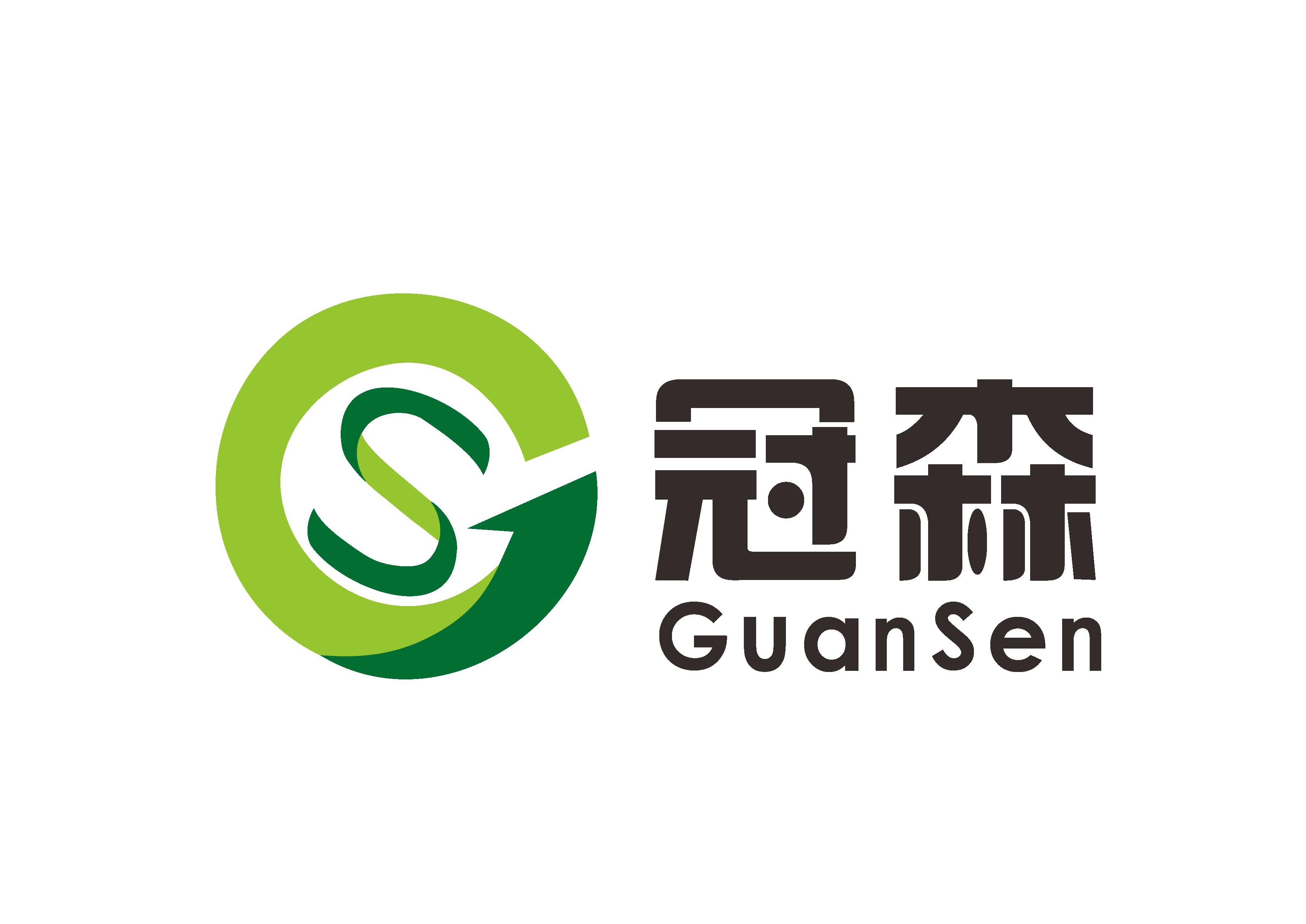浙江冠森新材料有限公司logo