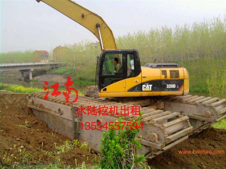 洪湖市江南挖掘机租赁服务中心形象图