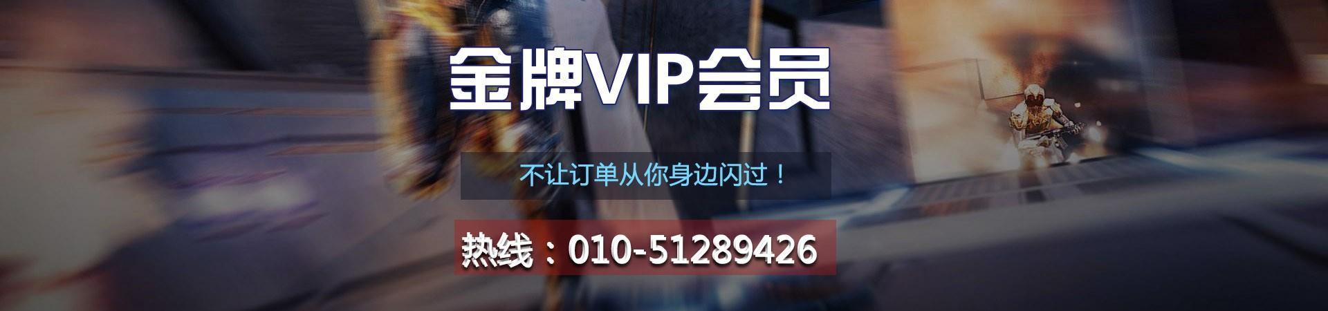 金牌VIP会员服务